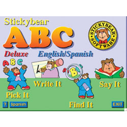 Stickybear ABC Deluxe