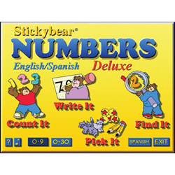 Sticky Bear Numbers Deluxe