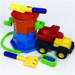 I-Play Sandmill Dumptruck Set