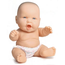 "Lots To Love Baby 8"" Doll"