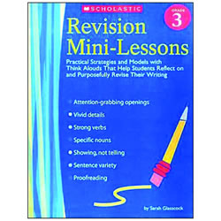 Revision Mini Lessons:  Grade 3