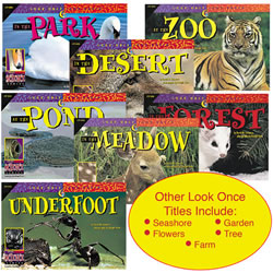 Look Once, Look Again Book Set (Set of 12)