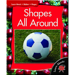 Shapes All Around - Paperback
