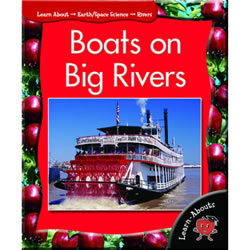 Boats On Big Rivers - Paperback