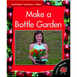 Make A Bottle Garden - Paperback