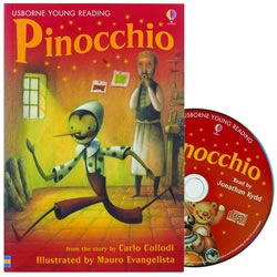 Pinocchio Book and CD