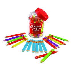 Student Grouping Pencils (Set of 36)