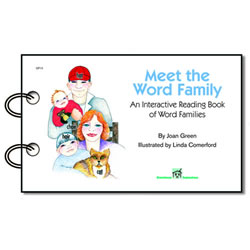 Meet the Word Family