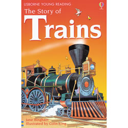 The Story of Trains (Paperback)