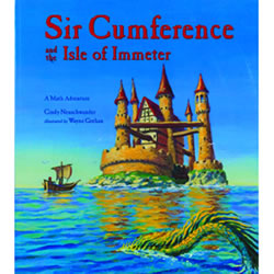 Sir Cumference & The Isle of Immeter - Paperback