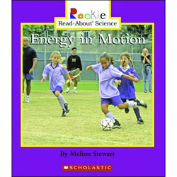 Energy In Motion - Paperback