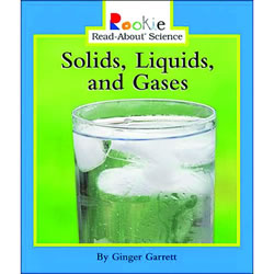Solids, Liquids, and Gases - Paperback
