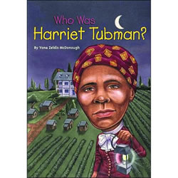 Who Was Harriet Tubman - Paperback