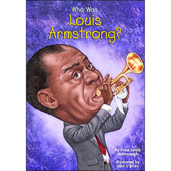 Who Was Louis Armstrong - Paperback