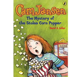 The Mystery Of The Stolen Corn Popper - Paperback
