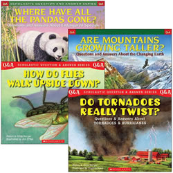 Questions and Answers Series Book Set 3 (set of 4)