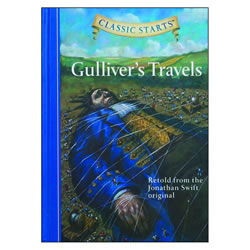 Gulliver's Travels - Hardback