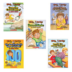 Ready Freddy Book Set 1 (Set of 5)