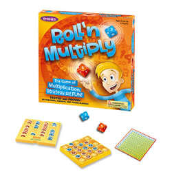Roll 'n Multiply