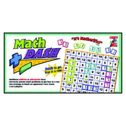Math Dash™ Game:  Addition & Subtraction