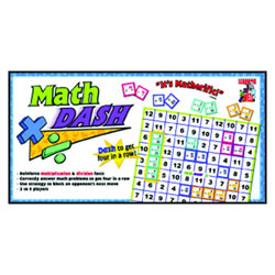 Math Dash™ Game: Multiplication & Division