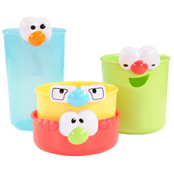 Funny Face Beakers