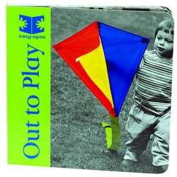 Out to Play (Board Book)