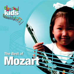 The Best of Mozart CD