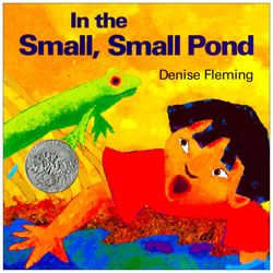In the Small Small Pond - Big Book