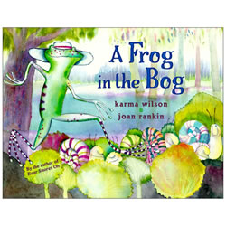 A Fog In The Bog - Paperback