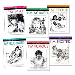 What Are Feelings? Book Set (Set of 6)