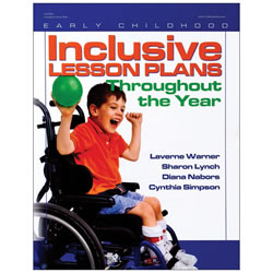Inclusive Lesson Plans Throughout the Year
