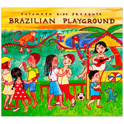 Brazilian Playground CD