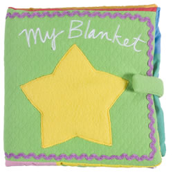 My Blanket - Cloth Book