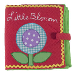 Little Blossom (Cloth Book)