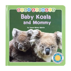 Baby Koala and Mommy (Board Book)