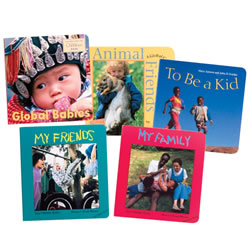 Talk About Board Books (Set of 5)