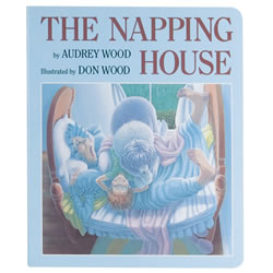 The Napping House Lap Board Book