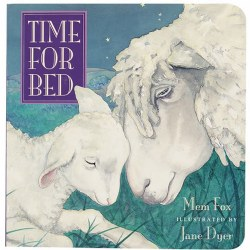 Time for Bed Lap Board Book