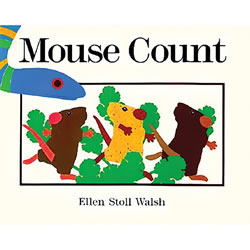 Mouse Count Lap Board Book