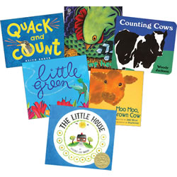 Classic Board Books (Set of 6)