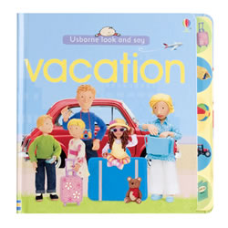Look and Say Vacation (Board Book)