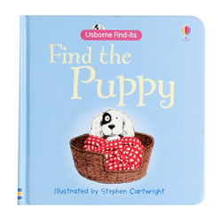 Find the Puppy (Board Book)
