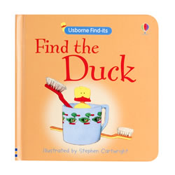 Find the Duck (Board Book)