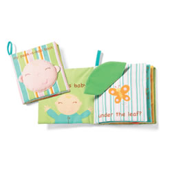 My Peek-A-Boo Cloth Book