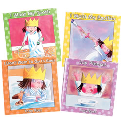 Little Princess Books (Set of 4)