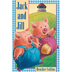Jack and Jill Board Book