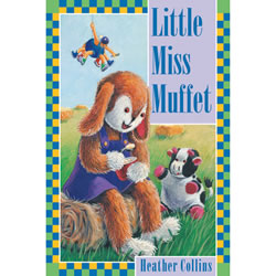 Little Miss Muffet Board Book