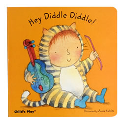 Hey Diddle Diddle (Board Book)