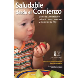 Healthy From the Start Spanish Edition (set of 20)